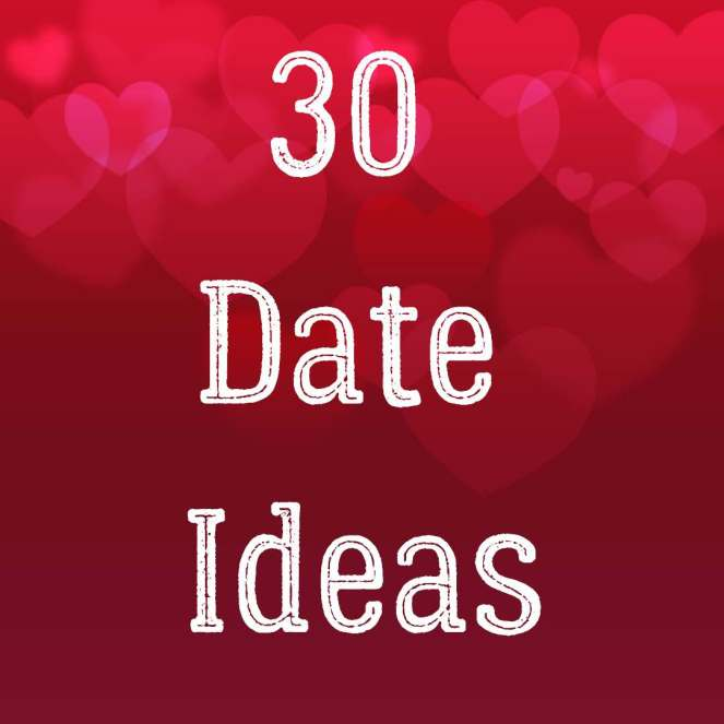 30DateIdeas